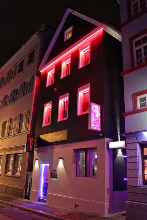 Erlebnismeile Leonhardsviertel - City-Eroscenter